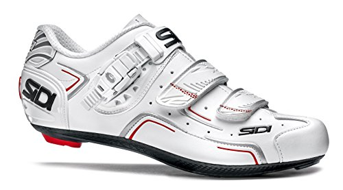 Sidi Level Fahrradschuhe Herren white/white Größe 45 2017 Mountainbike-Schuhe