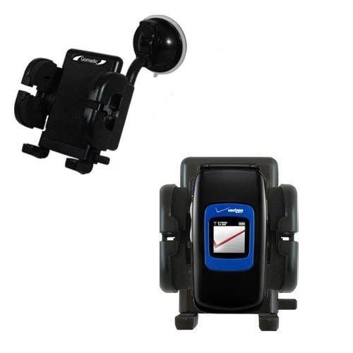 Verizon Wireless Coupe (Verizon Wireless Coupe Windschutzscheibenhalterung für KFZ / Auto - Cradle-Halter mit flexibler Saughalterung für Fahrzeuge)