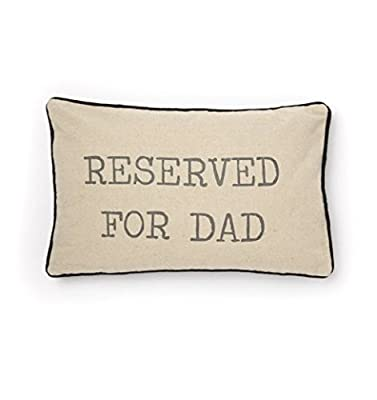 Reserved For Dad Cushion by Maia Gifts - inexpensive UK light store.