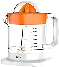 Usha On The Go JC 3420 30-Watt Citrus Juicer (White)