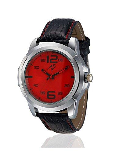 Yepme Analog Red Dial Men's Watch - YPMWATCH1321 image