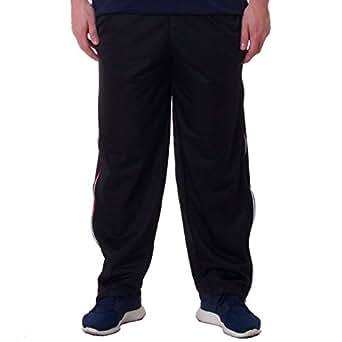 Henry terre pantaloni con zip doppia su entrambi i lati, per riabilitazione nero 50