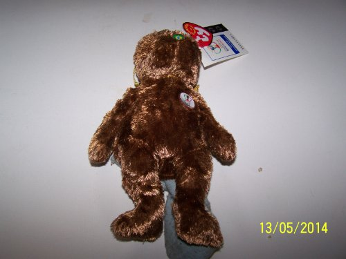 6cd710ae3be TY Beanie Baby - 2002 FIFA World Cup Champion Bear. COLLECTABLE WORLD CUP  TY BEANIE