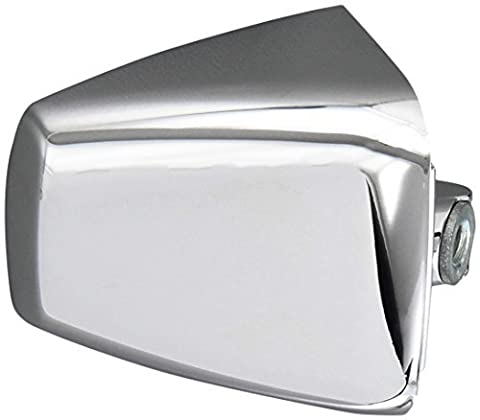 Genuine GM 15932907 Exterior Door Handle Stud Cap, Front, Chrome by General Motors