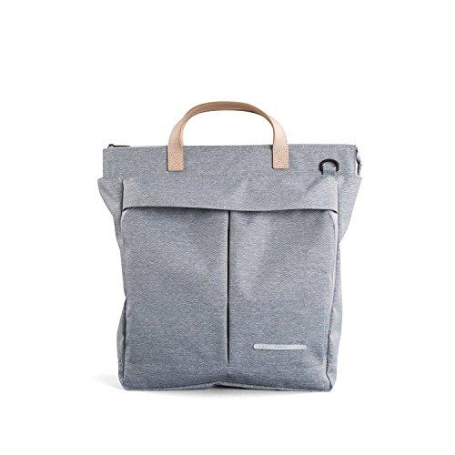 rawrow Fashion Schule Schultasche R Tote 430Seil, R Bag 430 Tote, grau (Slinky Grau)