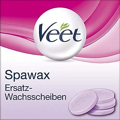 Veet Spawax Warmwachsscheiben für