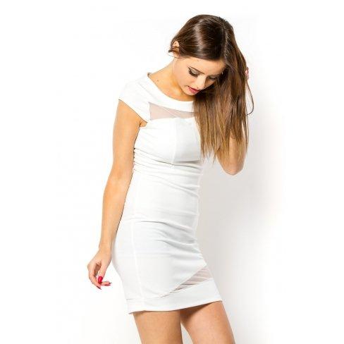 Princesse boutique - Robe BLANCHE Blanc