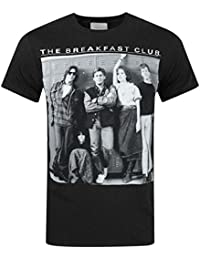 Hommes - Official - The Breakfast Club - T-Shirt