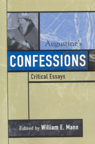 Augustine's Confessions (Critical Essays on the Classics Series) (English Edition)
