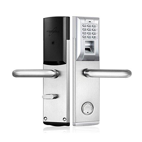 Electrónica biométrica Cerradura de puerta...