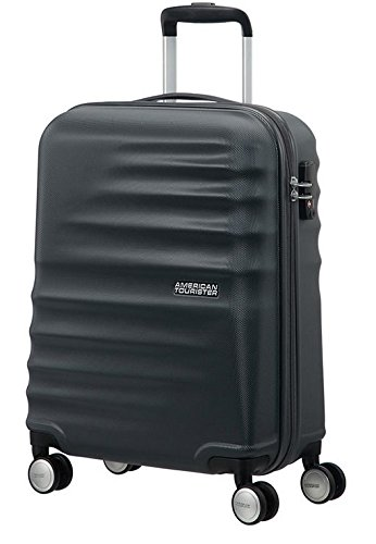 Trolley grande 77 cm 4 ruote | American Tourister Wavebreaker | 15G003-Night Shade