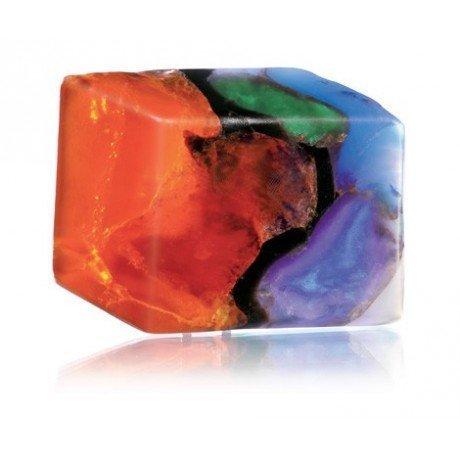 Savon Gemme - Opale De Feu - 170 Grs