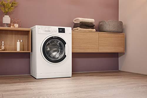 Bauknecht WM Pure 7G42 Waschmaschine Frontlader / A+++ -20% / 1400 UpM / 7 kg / Weiß / langlebiger Motor / Nachlegefunktion / Wasserschutz - 12
