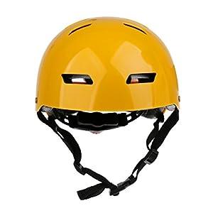 41mpwfTEgoL. SS300  - Sharplace Lightweight Adjustable Water Sports Safety Helmet Kayak Canoe Boating Rafting Wakeboard Surfing Jet Ski Roller Skate Protective Cap - Choice of Color