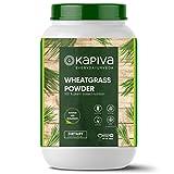 Kapiva Wheatgrass Powder (no added sugar) - Complete Ayurvedic Nutrition, Builds Immunity- 100g