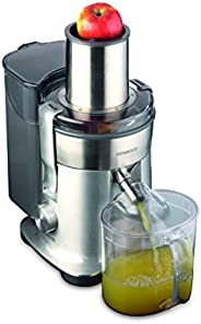 Kenwood Centrifugal Juicer Excel Extractor, JE850, Silver, 1 Year Brand Warranty