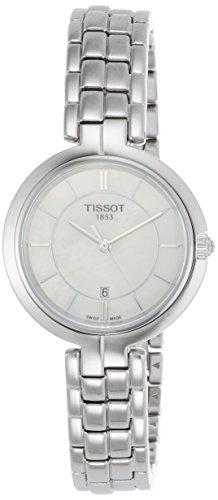 TISSOT Orologio Analogico Quarzo Donna con Cinturino in Acciaio Inox T0942101111100