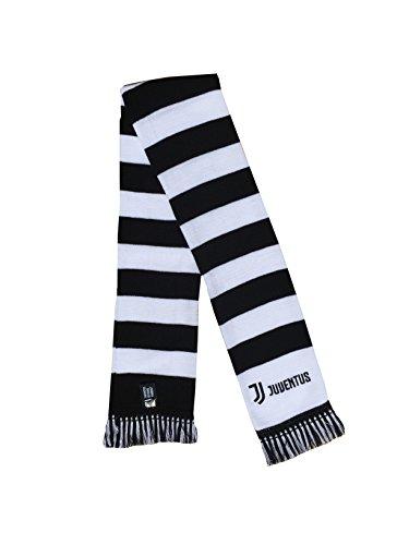 Sciarpa ufficiale juventus 2017/2018 nuovo logo tubolare strisce sottili prodotto ufficiale …