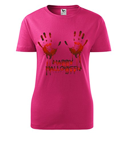 Colour Fashion -  T-shirt - Donna Pink