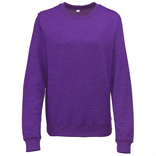 Awdis - Sweatshirt - Homme Violet - Violet