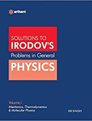 Problems In General Physics by IE Irodov's - Vol. I