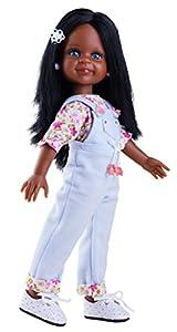 Paola Reina Paola reina74403Vestido con Zapatos para 32cm Amigos Cleo Africana muñeca