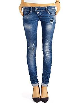 Bestyledberlin Damen Jeans Hosen