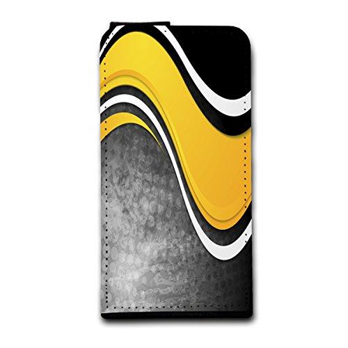 Flip Style vertikal Handy Tasche Case Schutz Hülle Foto Schale Motiv Etui für Apple iPhone 5 / 5S - V1 Design11 Design 10
