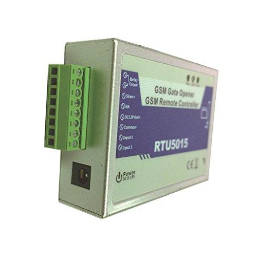 RTU5015 GSM Fernschalter Toröffner Modul Relais kostenlos Schalten per Anruf Drahtlos Fernbedienung Türzugang