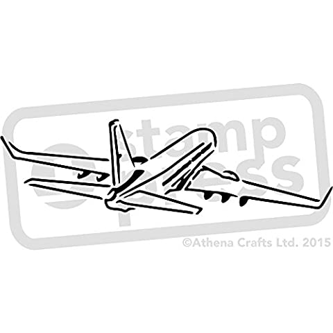Large A2 'Jumbo Jet' Wall Stencil / Template (WS00016115)