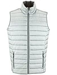 SOL'S Mens Wave Padded Water Repellent Bodywarmer/Gilet