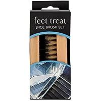 Feet Treat Schuh Pinsel Set - Packung mit 6 preisvergleich bei billige-tabletten.eu