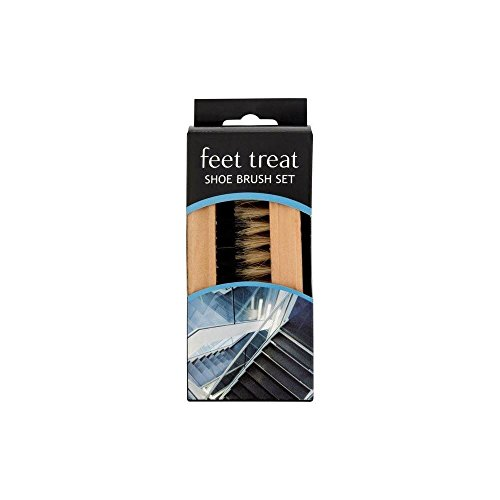 Groceries Feet Treat Schuh Pinsel Set - Packung mit 6