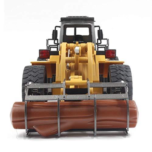RC Auto kaufen Baufahrzeug Bild 2: Motto.H RC Baufahrzeuge,1:18 2.4G Baufahrzeuge Ferngesteuert, Metall Gabel Fernbedienung Greifer Engineering Lkw Kinderspielzeug*
