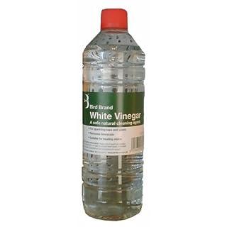 Bird Brand White Vinegar 1 litre - box of 12.