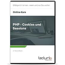 Online-Videokurs PHP - Cookies und Sessions von Florence Maurice