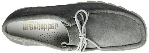 Sioux Herren Grash-h161-02 Mokassin Grau (Cement)