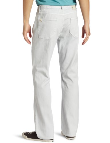 Herren Jeans Hose Altamont Wilshire Overdye Jeans Cement