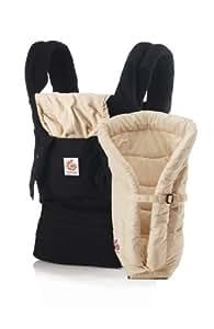 ergobaby babytrage 2012 kollektion original von geburt an paket 3 2 20 kg black camel. Black Bedroom Furniture Sets. Home Design Ideas