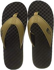 North Face Basecamp Flpflp II Sandals 11 D(M) US British Khaki Asphalt Gray