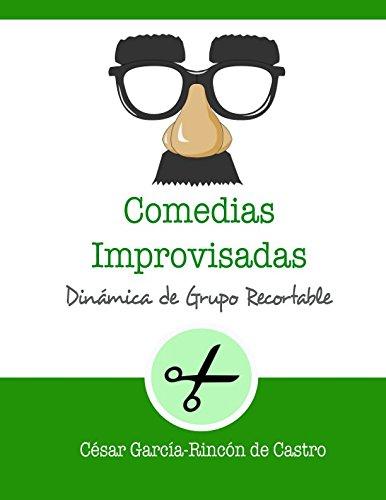 Comedias Improvisadas: Dinámica de grupo recortable