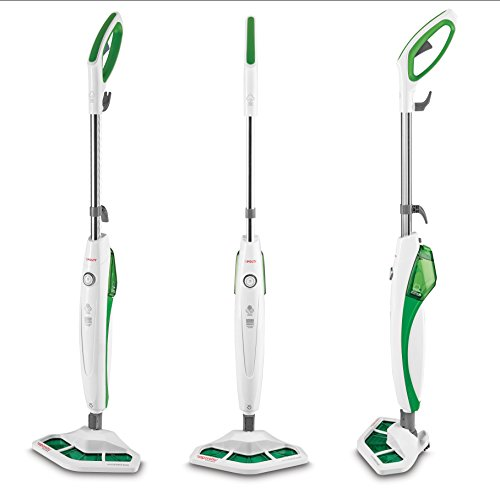 POLTI PTEU0272 Vaporetto SV400_Hygiene mit Reinigungsdüse Vaporforce, 1500 W, grün - 2