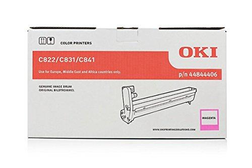 Preisvergleich Produktbild OKI C 822 N (44844406) - original - Bildtrommel magenta - 30.000 Seiten