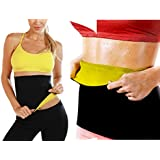 ABS AUTO TREND Hot Shapers Slimming Belt for Men and Women (Black, XXXL)