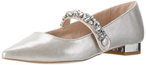 CarvelaLimber Np - Ballerine donna , Argento (Argento (Silver)), 42