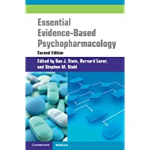 Essential Evidence-Based Psychopharmacology