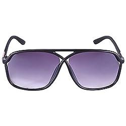 CAMERII Unisex Sunglasses (Black,SOW44)