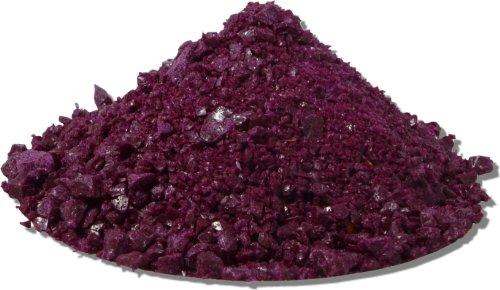 100 g Siegelwachs-Granulat elastisch Bordeauxviolett - weich und flexibel