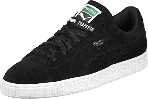Puma x Trapstar Suede chaussures 8,0 black/white