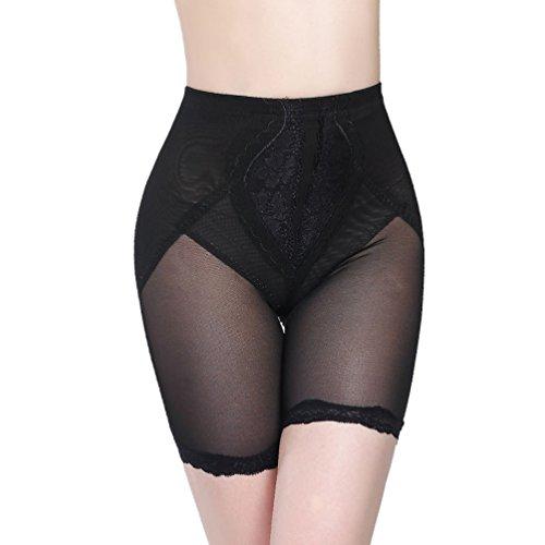 TieNew Pantaloncino Snellente Pantaloncini Dimagranti Vita Alta Guaina Contenitiva e Modellante Shaper Push Up Mutande Contenitive, Shapewear Mutande Contenitivo Invisibile Fascia da Donna